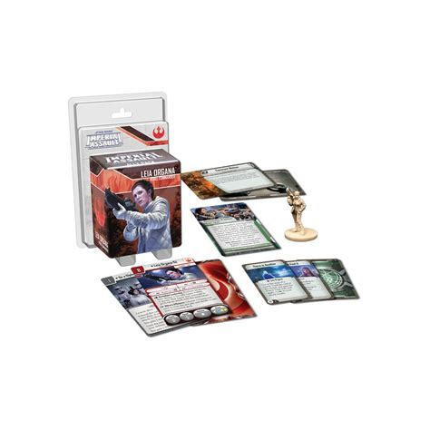 Imperial Assault Card Template by Wars Imperial Assault Leia Organa Ally Pack