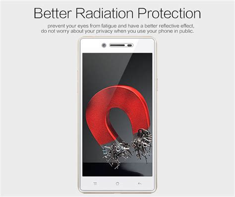 Anti Oppo Neo 7 A33 nillkin matte scratch resistant protective for oppo