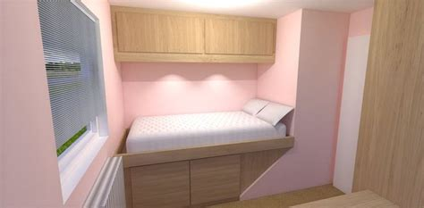 girls bedroom in a box box bedroom storage over stairs like the idea of more
