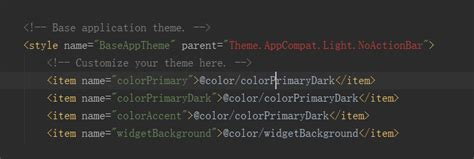 Android Cannot Resolve Symbol Theme by Android Cannot Resolve Symbol Theme Appcompat Light