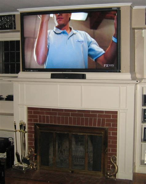 cheshire ct 65 lcd tv over fireplace complete custom cheshire ct 65 lcd tv over fireplace complete custom