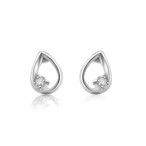 Ohrringe Für Hochzeit by Contemporary Earrings Infinity Of Jewellery
