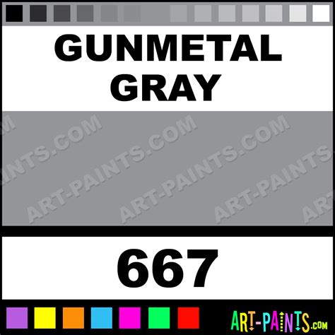gunmetal gray folk acrylic paints 667 gunmetal gray paint gunmetal gray color plaid