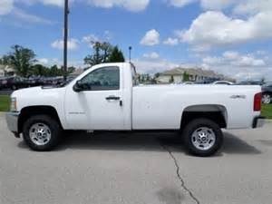 Chevrolet Work Trucks For Sale Chevrolet Silverado 2500hd Work Truck Regular Cab 4x4