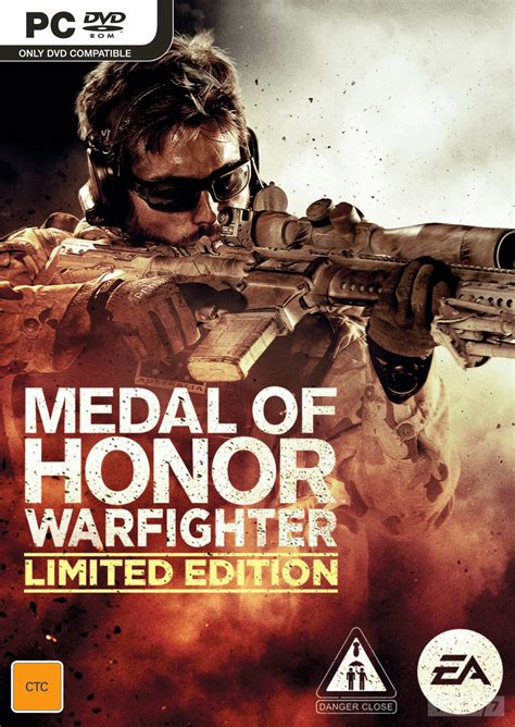 Medal Of Honor Warfighter Pc Version pc medal of honor warfighter limited edition by
