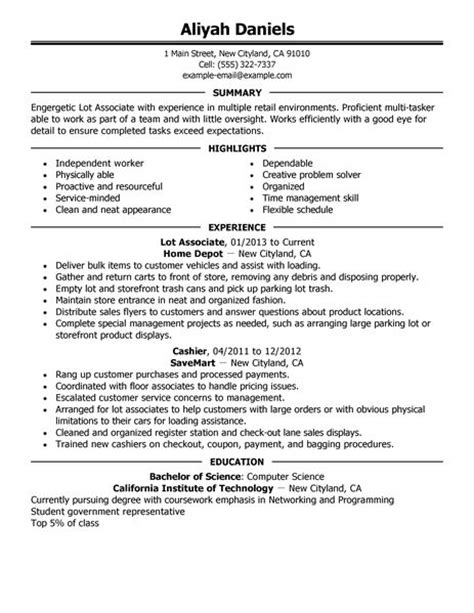 Part Time Resume Sles by 24 Cover Letter Template For Retail Resume Sle Cilook Intended Part Time 15 Inspiring