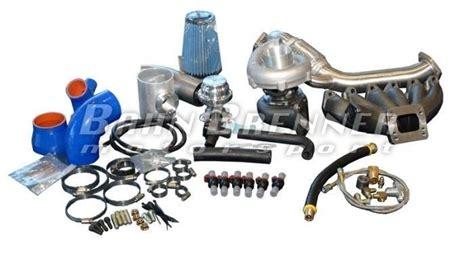 bahn brenner motorsport mk vr stage  turbo kit