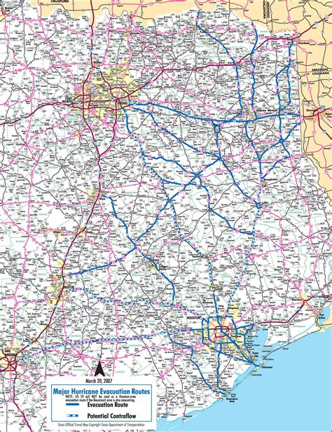 texas road map pdf golden triangle weather page