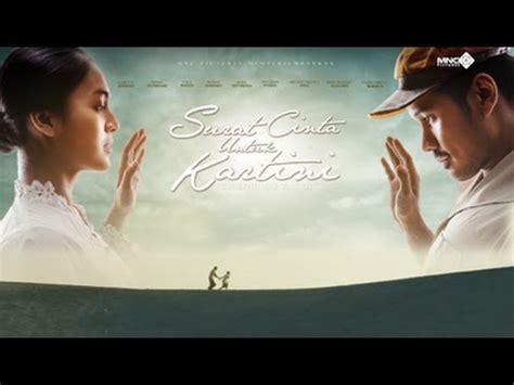 film surat cinta untuk kartini surat cinta untuk kartini official trailer 2 in