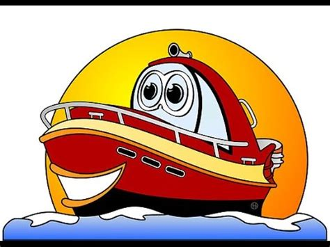imagenes de barcos para niños dibujos animados de barcos para ni 241 os youtube