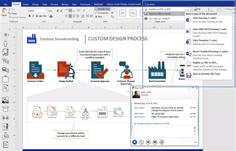 Visio Floor Plan Shapes The New Visio Is Here Work Visually Office Blogs