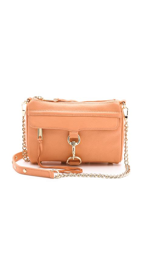 Bag Beckham Beky 8818 lyst minkoff mini mac bag in pink