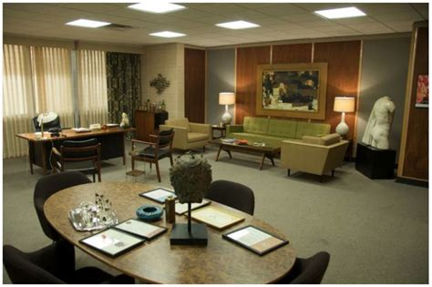 mad men office mad men amc s mad men sterling cooper s office
