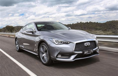 who makes infiniti cars australia news infiniti australia debuts newer turbo q60 coupe