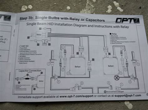 opt7 hid wiring schematic wiring diagrams wiring diagram