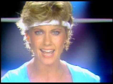 olivia newton johns physical haircut olivia newton john physical oldies music pinterest