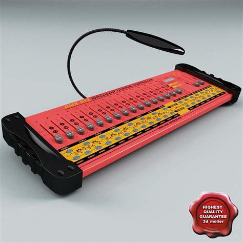 disco light controller dmx lwo