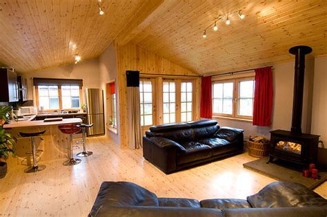 mobile home interior design uk log cabins and modular homes qtf timberframe manufactures