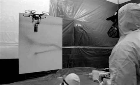 spray painting quadcopter katsu s graffiti drone freshwounds