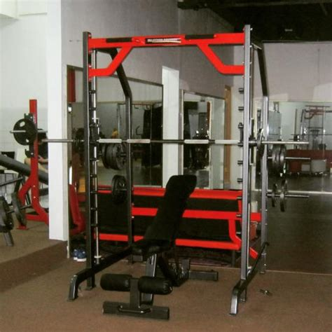 Alat Fitnes Di Gramedia jual smith machine