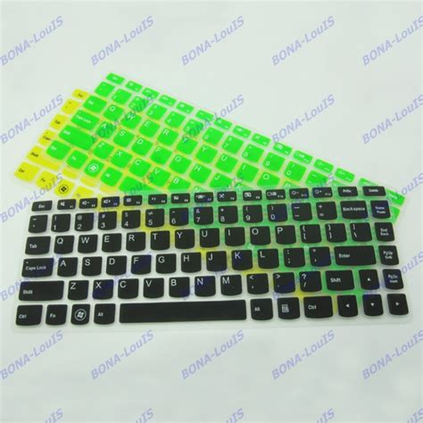 Pelindung Keyboard Laptop Laptop Kulit Keyboard Laptop Silikon Tahan Air Tahan Debu