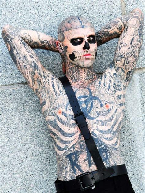 zombie boy tattoo 66 best boy rick genest images on