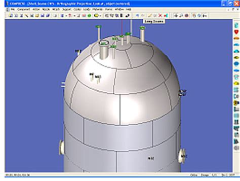 compress software pressure vessel pdf compress now includes shell seams feature