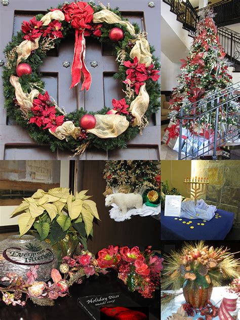 holiday decor for offices throughout san diego county and