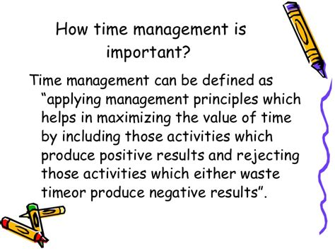 Essay On Management Of Time by The Importance Of Time Management For Students Essay