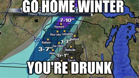 Funny Weather Memes - cold winter memes memes