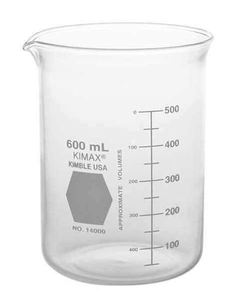 Beaker Plastik 1000 Ml Gelas Kimia Plastik kimble kimax brand low form glass beakers