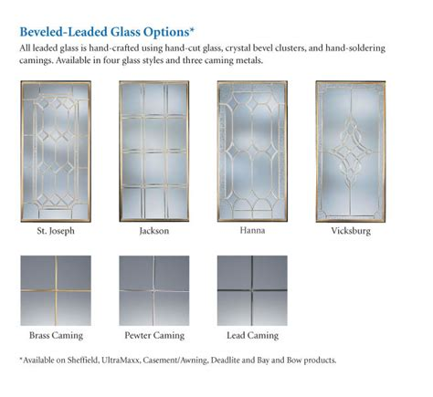 Window Pane Styles Alside Products Windows Patio Doors Features And