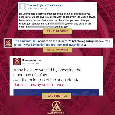 illuminati new members illuminati members on and a warning for