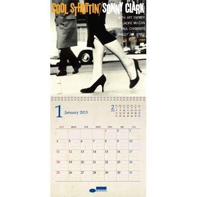 Bluenote Calendar Blue Note Records Calendar 2015 2015年カレンダー Hmv Books