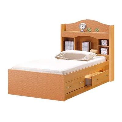 twin platform bed with headboard twin platform bed with 2 drawers and bookcase headboard finish beech 528634399