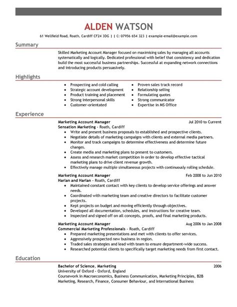 Accounting Manager Resume by Accounting Manager Sle Resume The Letter Sle
