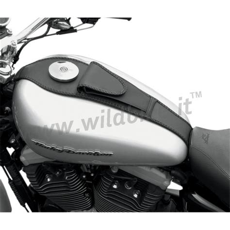 tank cover sporty avanza bib with pouch plain tank for harley davidson xl sportster