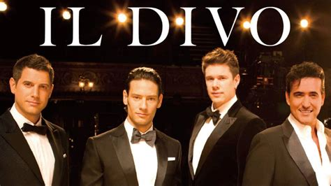 il divo a musical affair changes everything il divo michael a