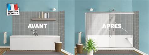remplacer baignoire par remplacer une baignoire par une kit remplacement
