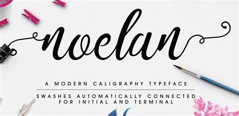 font kekinian sele 231 227 o inspiradora fontes cursivas design inspirador