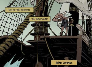 lopper volume 1 the island or a plague of beasts graphic novel resources december 2016