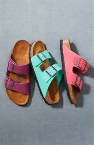 colorful birkenstocks bright birkenstock sandals my style pinboard