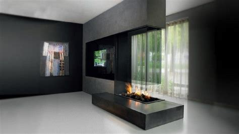double sided fireplace problems transform your spacious space with a double sided