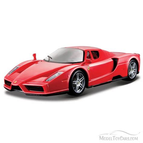 toy ferrari model cars enzo ferrari hard top red bburago 26006 1 24 scale