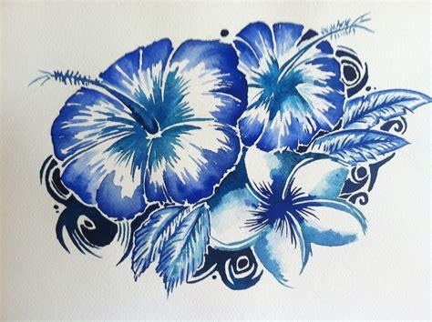 blue flowers in hawaii 10 hd wallpaper hdflowerwallpaper com