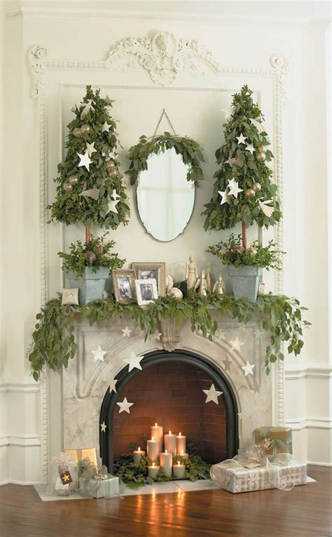 Decorating Ideas For 50 Absolutely Fabulous Mantel Decorating Ideas