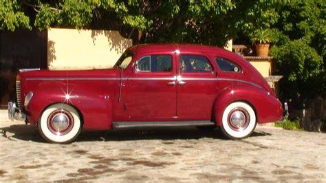 Home Products To Clean Car Interior 1939 Nash Ambassador 8 4 Door Sedan 161953