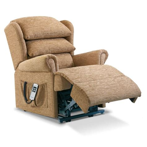 recliner with wheels windsor petite riser recliner the wheel chair centre