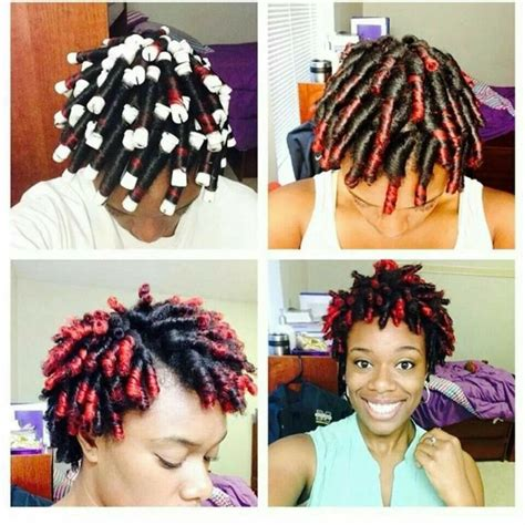 Perm Rod On Weave | perm rod set results bob n weave pinterest perm rods
