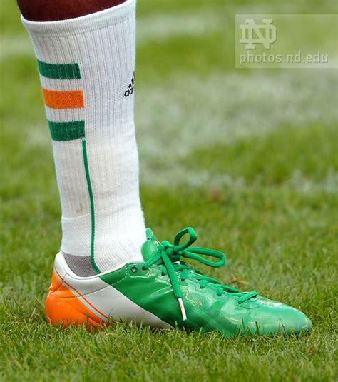 notre dame football shoes notre dame football concept return to aviva stadium